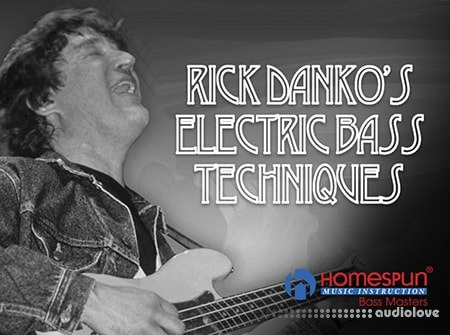 Groove3 Rick Dankos Electric Bass Techniques TUTORiAL