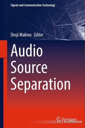 Shoji Makino Audio Source Separation