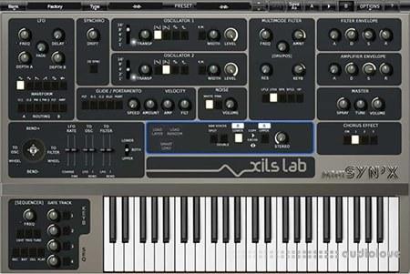 XILS-lab miniSyn X v2.0.3 CE WiN