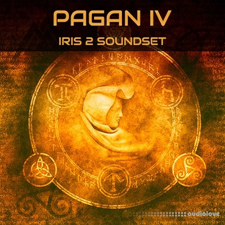Triple Spiral Audio Pagan IV IRIS