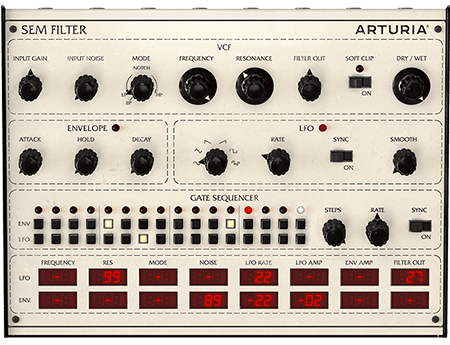 Arturia SEM-Filter v1.0.0.252 CE WiN