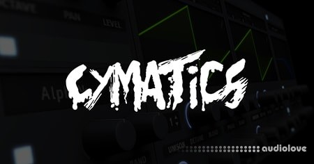 Cymatics Nobody Trap Project File DAW Templates