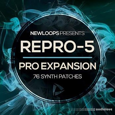 New Loops Repro-5 Pro Expansion Synth Presets