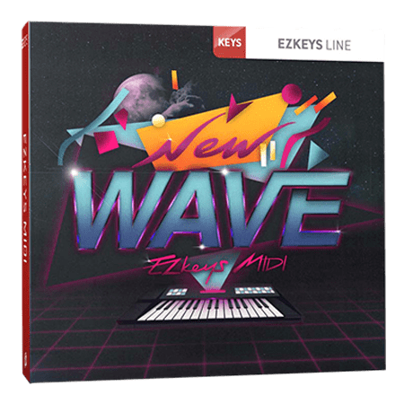 Toontrack New Wave EZkeys MIDI MiDi WiN
