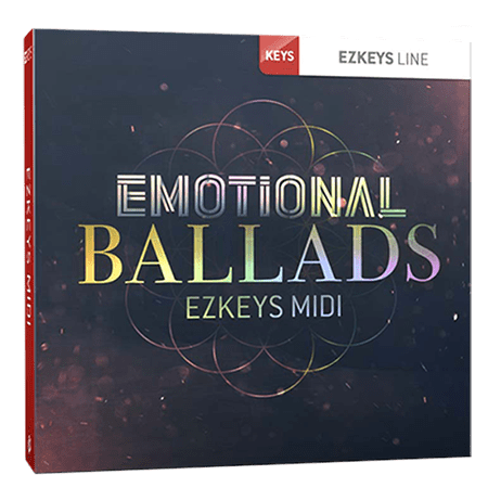 Toontrack Emotional Ballads EZkeys MIDI MiDi WiN