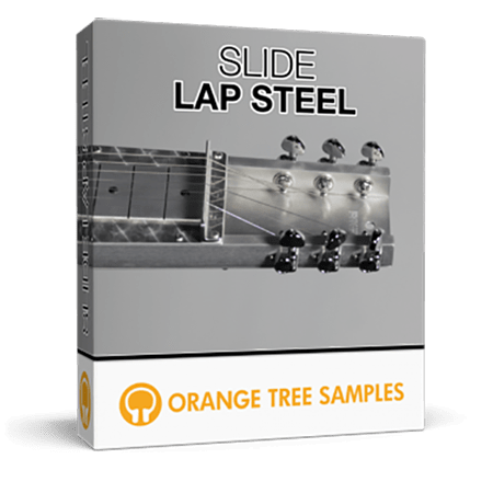 Orange Tree Samples SLIDE Lap Steel Guitar KONTAKT