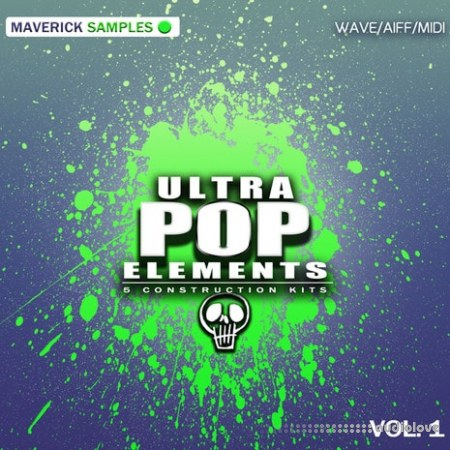 Maverick Samples Ultra Pop Elements Vol.1 WAV MiDi AiFF