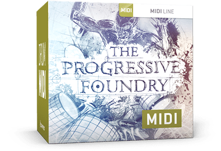 Toontrack The Progressive Foundry MiDi WiN