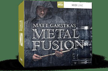 Toontrack Metal Fusion MiDi WiN