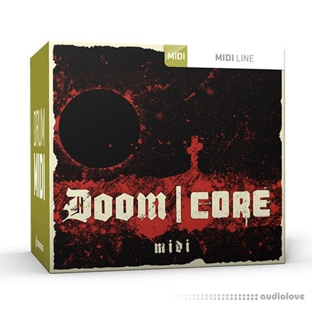 Toontrack Doom/Core MiDi WiN