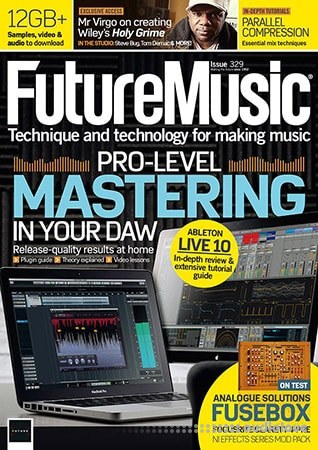 Future Music April 2018 PDF