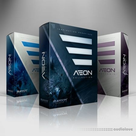 Heavyocity AEON Collection with Updates KONTAKT