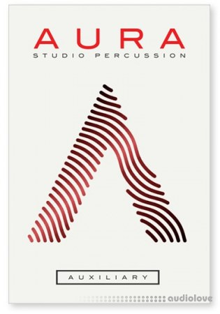 8Dio Aura Studio Percussion KONTAKT