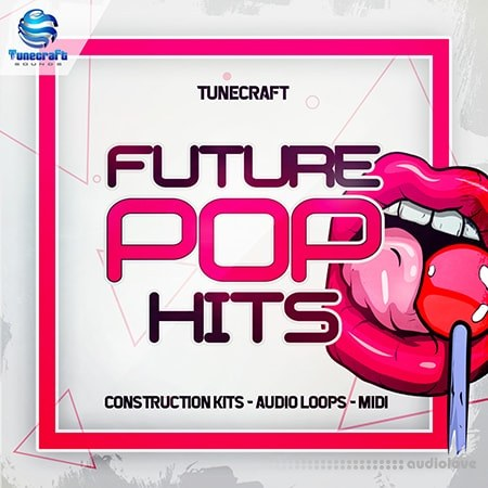 Tunecraft Sounds Future Pop Hits WAV MiDi