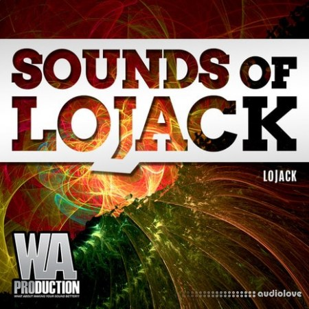 WA Production Sounds Of Lojack Synth Presets