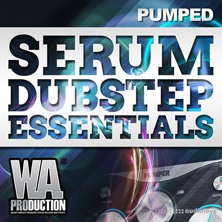 WA Production Pumped Serum Dubstep Essentials Synth Presets