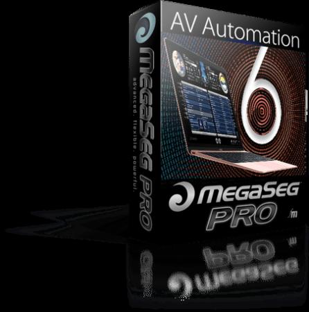 MegaSeg Pro v6.0.5 MacOSX