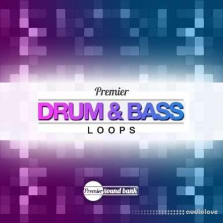 Premier Sound Bank Premier DnB Loops WAV