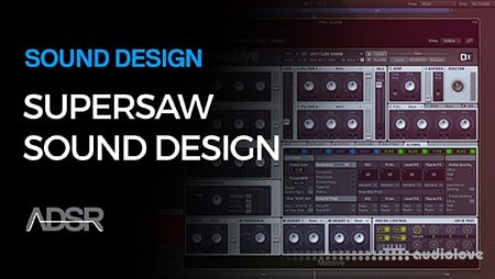 Echo Sound Works Massive Super Saw Design TUTORiAL