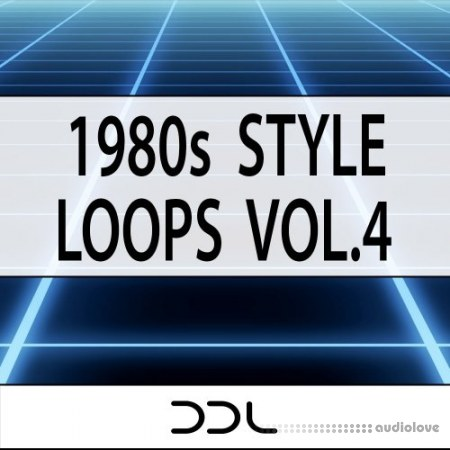 Deep Data Loops 1980s Style Loops Vol.4 WAV MiDi