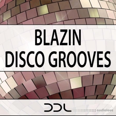 Deep Data Loops Blazin Disco Grooves WAV MiDi