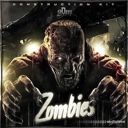 2DEEP Zombies WAV MiDi