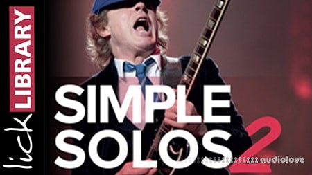 Lick Library Learn To Play Simple Solos Vol.2 TUTORiAL
