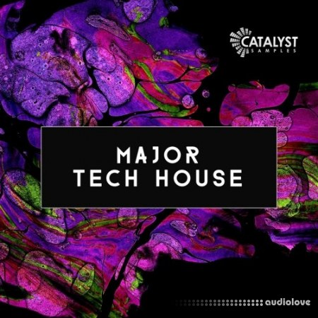 Catalyst Samples Major Tech House WAV