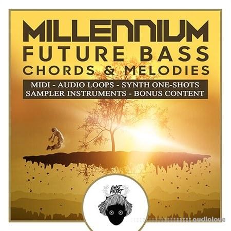 GHST PRJKT Millennium Future Bass WAV MiDi MULTiFORMAT Maschine KONTAKT