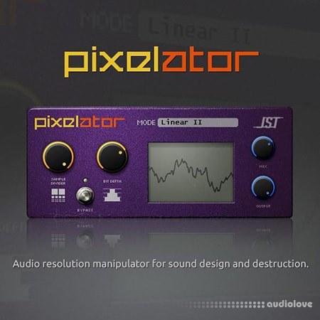 Joey Sturgis Tones Pixelator v1.0.6 WiN MacOSX