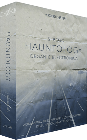 Zero-G Hauntology MULTiFORMAT