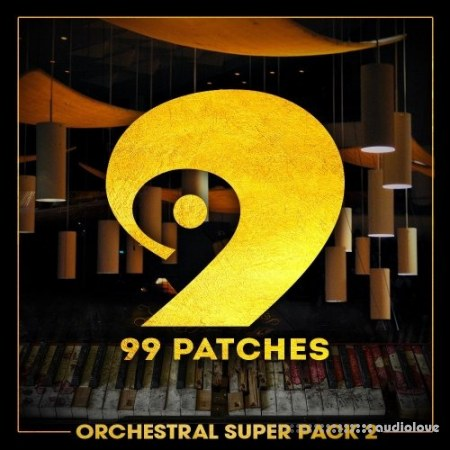 99 Patches Orchestral Super Pack 2 WAV MiDi