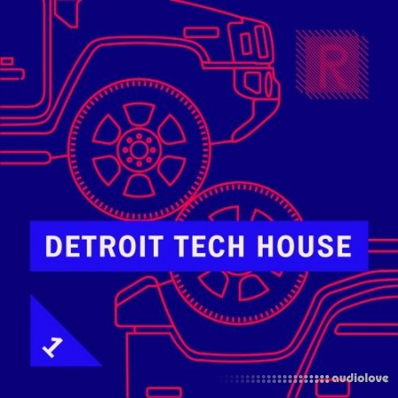 Riemann Kollektion Riemann Detroit Tech-House 1 WAV
