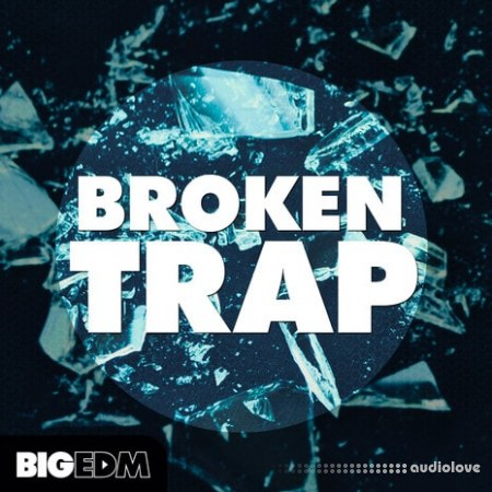Big EDM Broken Trap WAV MiDi Synth Presets