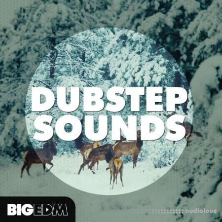 Big EDM Dubstep Sounds WAV Synth Presets