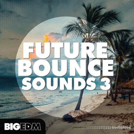 Big EDM Future Bounce Sounds 3 WAV MiDi Synth Presets