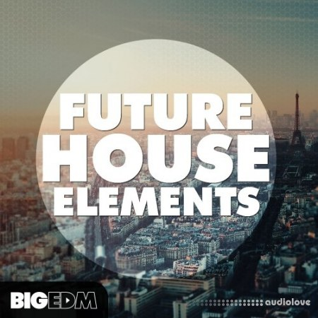 Big EDM Future House Elements WAV MiDi Synth Presets