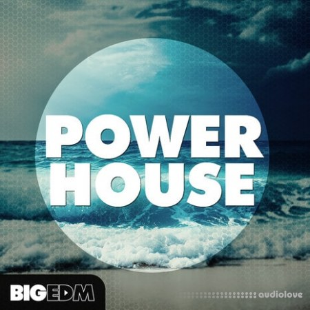 Big EDM Power House WAV MiDi Synth Presets