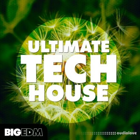 Big EDM Ultimate Tech House WAV MiDi Synth Presets