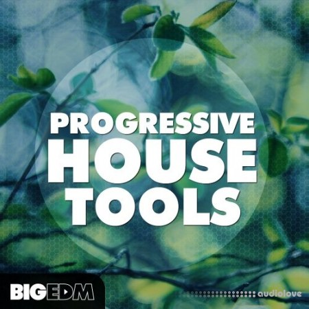 Big EDM Progressive House Tools WAV MiDi Synth Presets