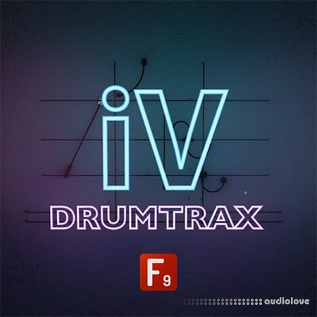 F9 Audio F9 Drumtrax iV 21st Century House MULTiFORMAT DAW Templates