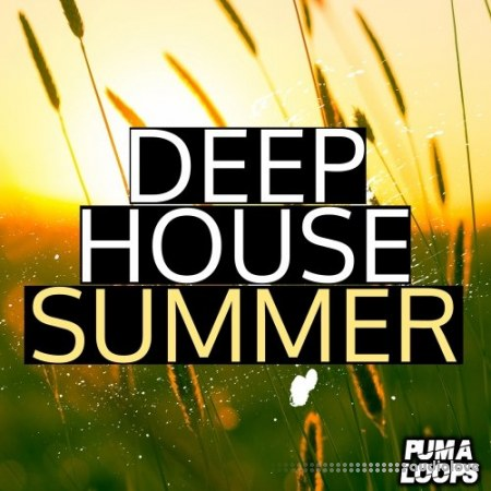 PUMA Loops Deep House Summer WAV MiDi