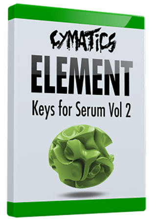 Cymatics Element Keys for Serum Vol.2 Synth Presets