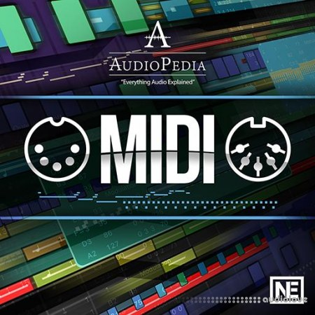 Ask Video AudioPedia 109 MIDI TUTORiAL