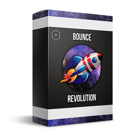Evolution Of Sound Bounce Revolution WAV MiDi DAW Templates Synth Presets TUTORiAL