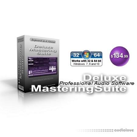 WaveGenix DeluxeMasteringSuite v6.8.5.0 WiN