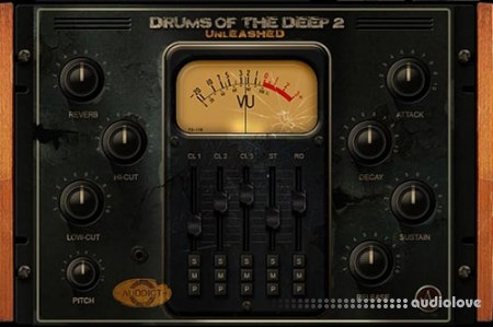 Auddict Drums of the Deep II UNLEASHED KONTAKT