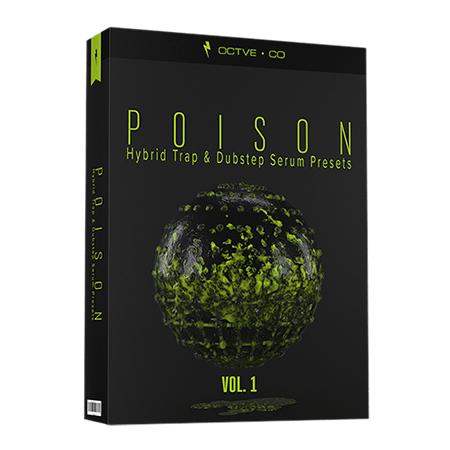 OCTVE.CO Poison Synth Presets WAV