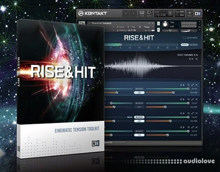 Native Instruments RISE and HIT v1.2 KONTAKT