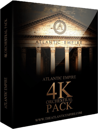 Atlantic Empire 4K Orchectral Pack WAV